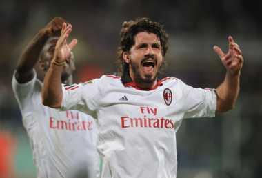 Legenda Milan Kesal Lihat Juve Dominasi Serie A
