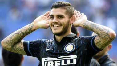 Inter Tolak Dana Fantastis Napoli untuk Icardi