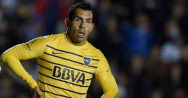 Terbongkar, Conte Sempat Rayu Tevez ke Chelsea