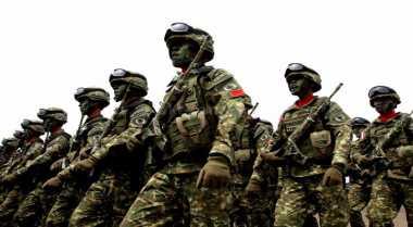 Batalyon 501 Madiun Gelar Simulasi Penanganan Terorisme