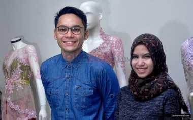 Ini Harapan Desainer Ferry Sunarto untuk Ben Kasyafani dan Ines