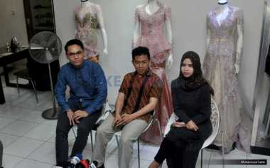 Kesan Desainer Ferry Sunarto Terhadap Pasangan Ben Kasyafani dan Ines