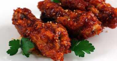 Ini Loh Ayam Goreng Kesukaan Chef Marinka