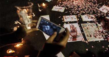 Peti Jenazah yang Tersisa dari Eksekusi Mati di Nusakambangan