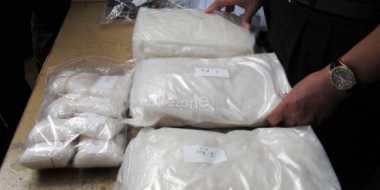 2,4 Kilogram Heroin Seck Osmane Mampu Merusak 4.800 Orang Pengguna
