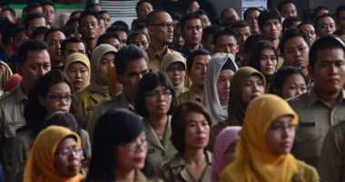 Puluhan Pegawai Balai Kota Solok Dites Urine