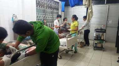 Kapolres Sesalkan Pembakaran Pos Polisi di Relokasi Pengungsi Sinabung