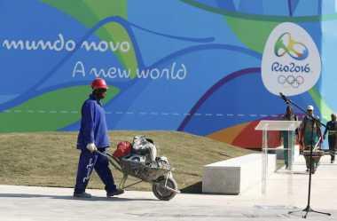 Sebagian Atlet Indonesia Sudah Gunakan Fasilitas Olimpade Rio 2016