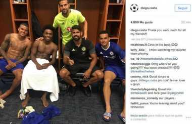 Diego Costa Indikasikan Hengkang dari Chelsea