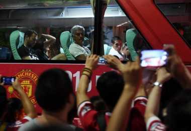 Jadwal Tur Pramusim Manchester United