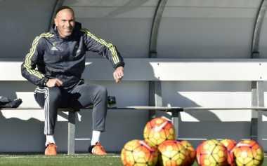 Navas: Filosofi Sepakbola Zidane Luar Biasa