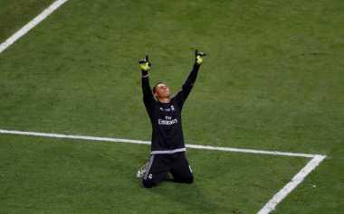 Navas Tidak Sabar Lalui Musim Baru Bersama Madrid
