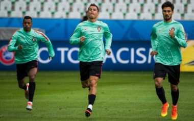 Gomes: Di La Liga, Ronaldo Merupakan Musuh Saya!