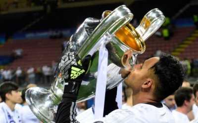 Bangganya Navas Bawa Madrid Juarai Liga Champions 2015-2016