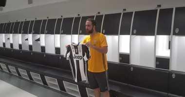 Mentalitas Klub Jadi Alasan Higuain Pilih Juventus