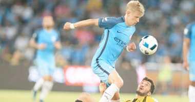 Menang atas Dortmund, Pep Guardiola Puji Pemain Muda City