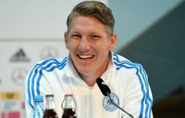 Hot Soccer: Schweinsteiger Akhiri Karier Internasionalnya