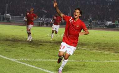 Hot Soccer: Irfan Bachdim Tak Bisa Sembunyikan Kegembiraannya Dipanggil Timnas