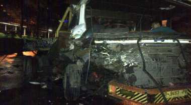 Polisi Selidiki Insiden Maut Truk Masuk Jurang di Wonogiri