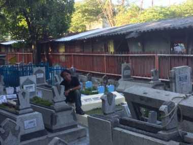Liput Pemakaman Freddy Budiman, Laptop Wartawan Raib