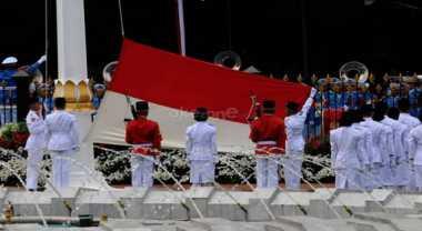 Pelajar Terpilih Jadi Paduan Suara di Istana Negara