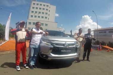 100 Mitsubishi All New Pajero Sport Terjual per Bulan di Bandung