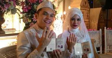 Ben Kasyafani & Ines Menawan bak Raja dan Ratu Tanah Minang