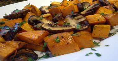 Yuk Bikin Sweet Mushroom Sajian Spesial Akhir Pekan