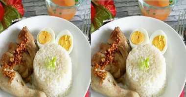 FOTO: Yuk Bikin Sarapan Spesial, Hainamese Chicken Rice