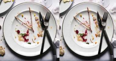 TOP FOOD 6: Di Thailand Habiskan Makanan di Piring Dianggap Tak Sopan