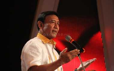 Wiranto Ajak Masyarakat Tanjung Balai Saling Memaafkan