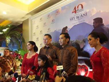 SBY Rayakan 40 Tahun Pernikahannya dengan Ani Yudhoyono