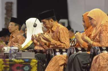 Jokowi: Jadikan Indonesia Sumber Pemikiran Islam Dunia