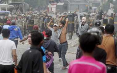 Polda Sumut Siagakan Pasukan Antisipasi Kerusuhan di Daerah Lain