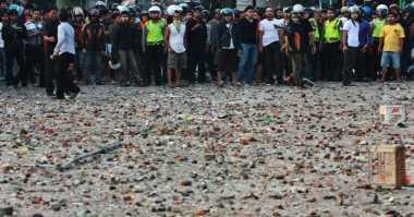 Kronologi Penyerangan Polres Tanah Karo