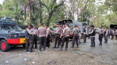 Polisi Akan Sisir Wilayah Perang Adat di Papua
