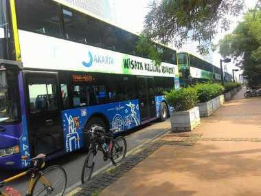 Tour de Jakarta, Bus City Tour Tak Beroperasi