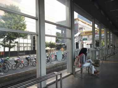 Warga Ibu Kota Bicara Tour de Jakarta 2016