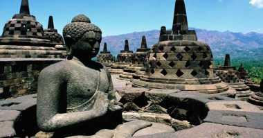 Segitiga Emas untuk Nikmati Borobudur