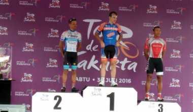 Capai Finish, Sampai Jumpa Tour de Jakarta 2016