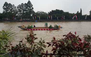 Drama Kolosal Ceritakan Sejarah Tangerang di Festival Cisadane