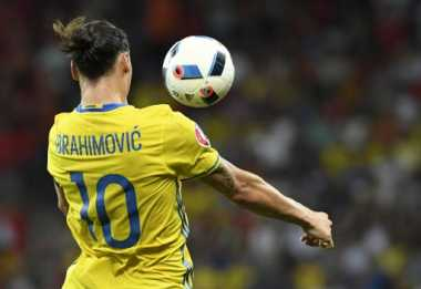 Ibrahimovic Optimis Jelang Pertandingan Debut Bersama Man United