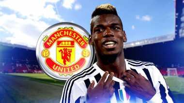 Laga Kontra Leicester Diyakini Akan Jadi Debut Pogba Bersama Man United