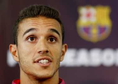 Jordi Masip Masih Menunggu Kesempatan Bersama Barcelona