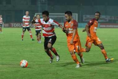 Madura United Siap Perpanjang Rekor di TSC