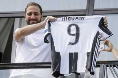 Real Madrid Juga Nikmati Hasil Penjualan Gonzalo Higuain