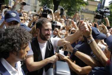 Hot Soccer: Real Madrid Diuntungkan dengan Penjualan Gonzalo Higuain
