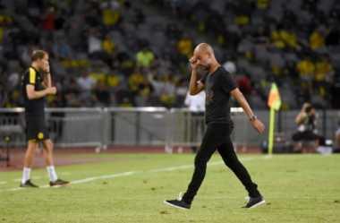 Hot Soccer: Guardiola Tanggapi Hangat Kritik dari Frank Ribery