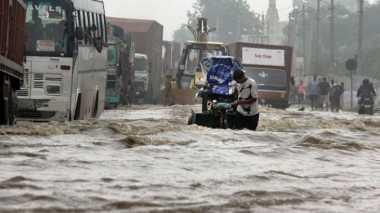 Terjangan Banjir di India, 52 Orang Meninggal dan Ribuan Dievakuasi
