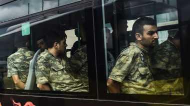 Pascakudeta Gagal, Turki Bebaskan 800 Tentara Tawanan